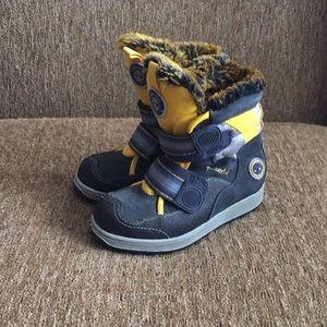 Boys Timberland waterproof boots